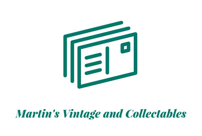Martin's Vintage and Collectables