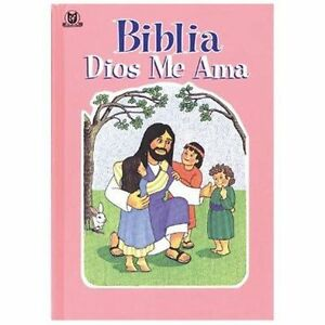 Biblia-Dios-Me-Ama-by-Spanish-House-Inc-Staff-2000-Hardcover