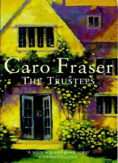 The Trustees,Caro Fraser- 9780753804919