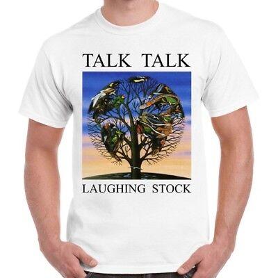 Talk Talk Laughing Stock Rock Retro T Shirt 381
