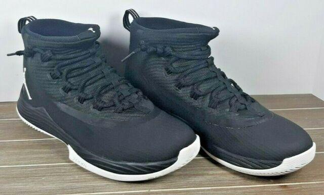 new styles 95ece 3e3f1 Nike Air Jordan Ultra Fly 2 Black/White Shoes Size 10 #897998-010