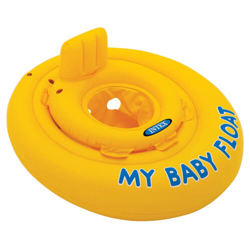 Intex My Baby Swim Ring Float 6-12 Months Swimming Floating Toy Safety Aid Pool