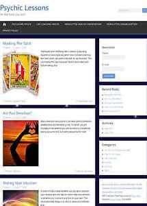 Psychic-Blog-Website-Free-setup-domain-name-hosting-business