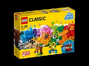 Lego Classic 10712 Lego Bausteine Set Zahnräder Neu Ovp New Misb