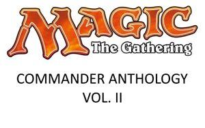 x4 Razorjaw Oni MTG Commander Anthology U M//NM English