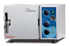New Tuttnauer 1730 Valueklave Autoclave Sterilizer W Warranty From Tuttnauer