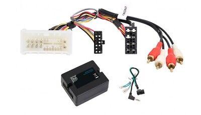 für NISSAN Note 1 E11  Tiida C11 Lenkrad Tasten Auto Radio Adapter Kabel Stecker