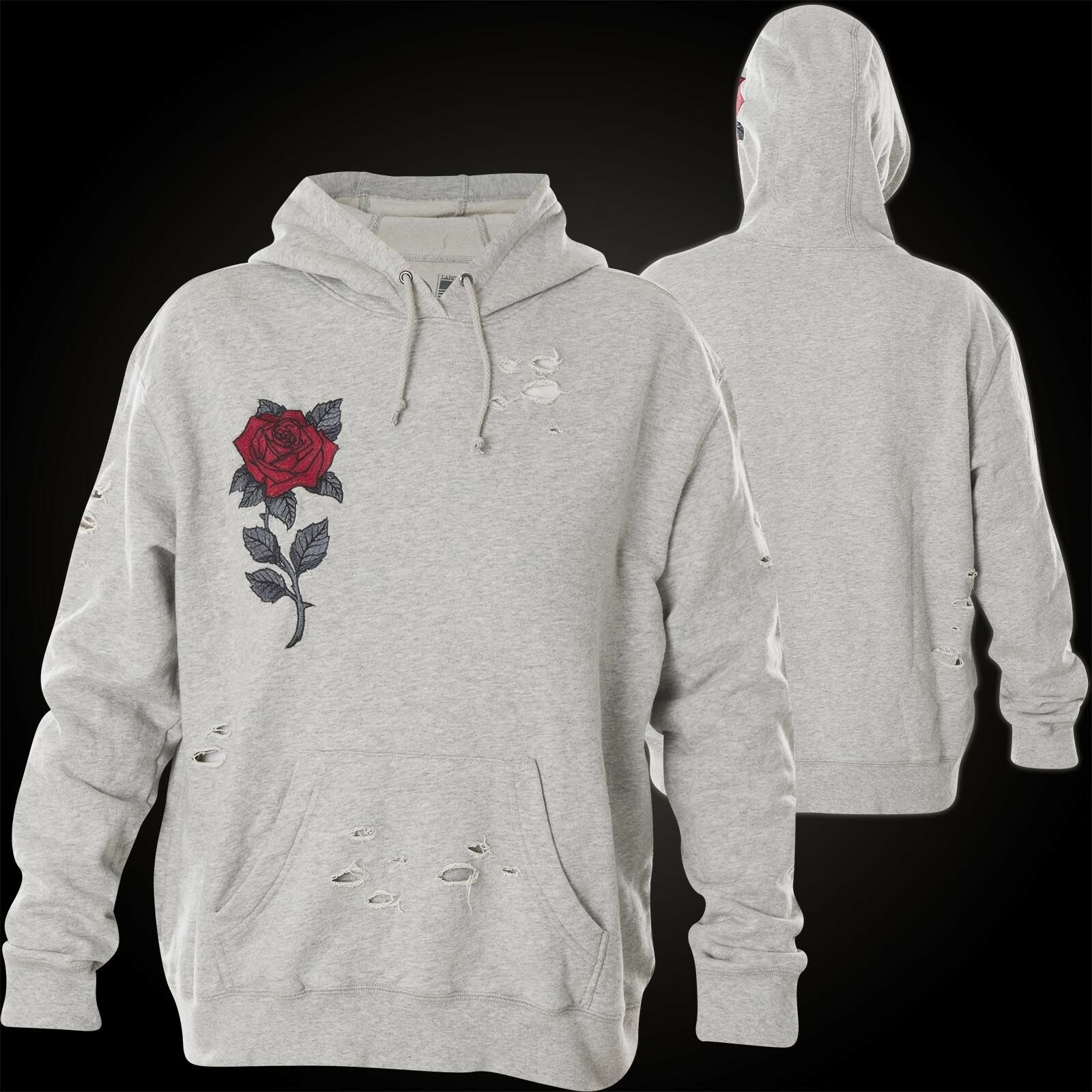Affliction Woman Hoody Red pinks Grey