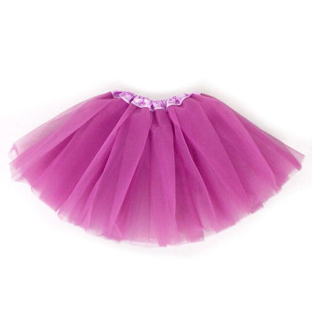 Baby Girls Kid Tutu Dancewear Skirt Ballet Dress Clothes Costume Princess Dress
