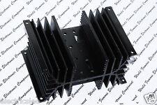 1pcs Amp Amplifier Large Aluminum Heat Sink 130 X 90 X 65mm