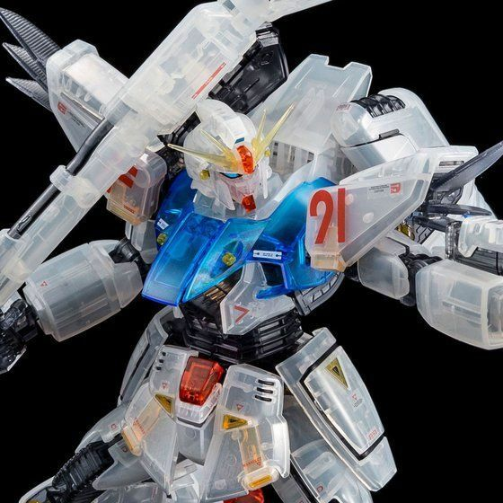 MG Gundam F91 Ver.2.0 (afterimage image color) 1 100   Plastic model mail order