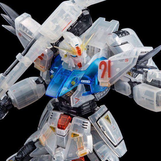 MG Gundam F91 Ver.2.0 (efterbildsfärg) 1  100E -postorder av plastmodellllerl