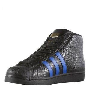 Cq0874] Uomini È Adidas Originali (Modello Top Gator Impronta Nero Shell