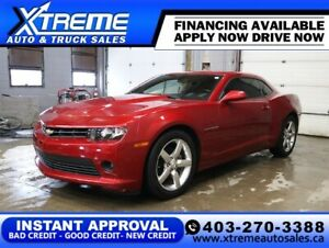 2014 Chevrolet Camaro LT *INSTANT APPROVAL* $149/BW!