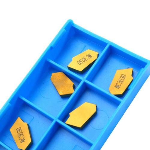 Cutting Turning Tool CNC Parting Off Tips Carbide Inserts  KS