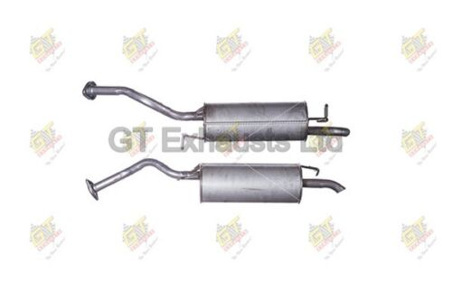 TY682J OE 1743021580 Toyota Prius 1.5 Hatchback 2004-2010 Rear Exhaust Silencer