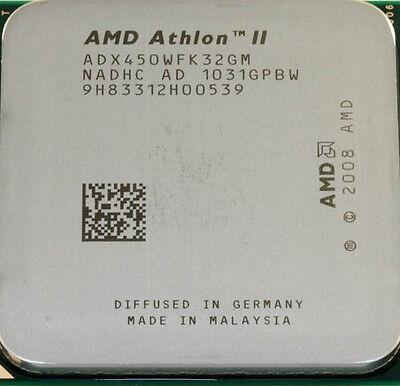 AMD CPU Athlon II X3-450 3.2GHZ Socket AM3