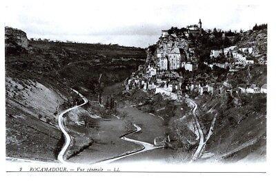 (s-115071) France - 46 - Rocamadour Cpa Zacht En Licht