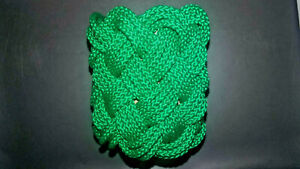 4-STRANDS-TURKS-HEAD-KNOT-by-RODTEK-GREEN