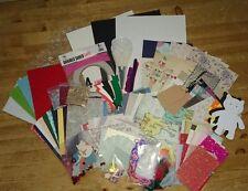 Art Journal, Junk Journal, Smash Book Starter Kit - Scrapbooking Crafts Free P&P