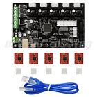 MKS Gen V1.4 3D Printer Controller Board Replace (Ramps 1.4+Mega 2560) + A4988*5