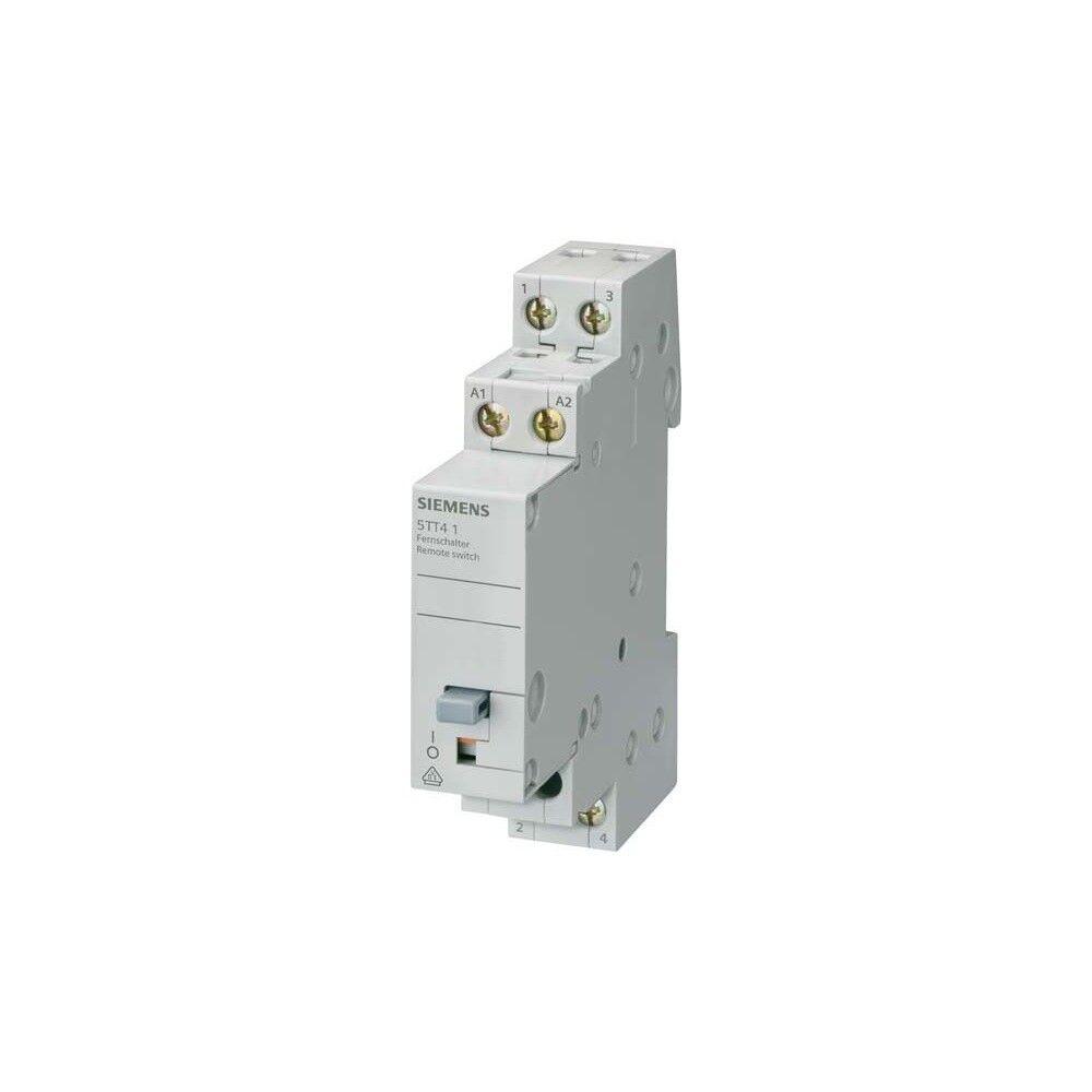 Siemens 5TT4102-0 Fernschalter 2 Schließer 230VAC | Qualitativ Hochwertiges Produkt