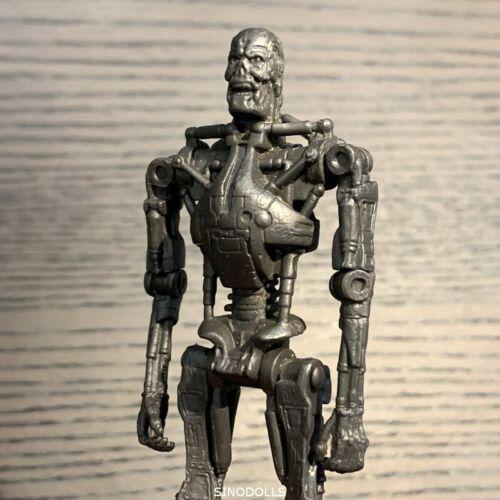 rare Terminator Salvation Endoskeleton T-600 Collectible Action Figure boy toy