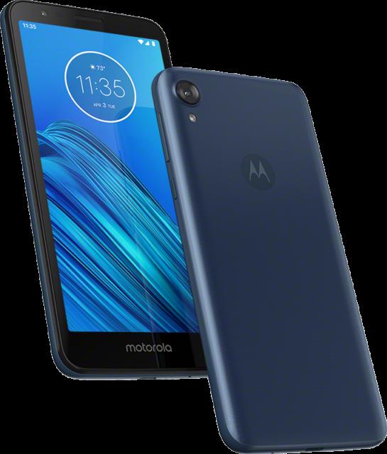 Brand New !! Motorola Moto E6 - 16GB - Blue Worldwide GSM Unlocked!!! 4G/LTE!!