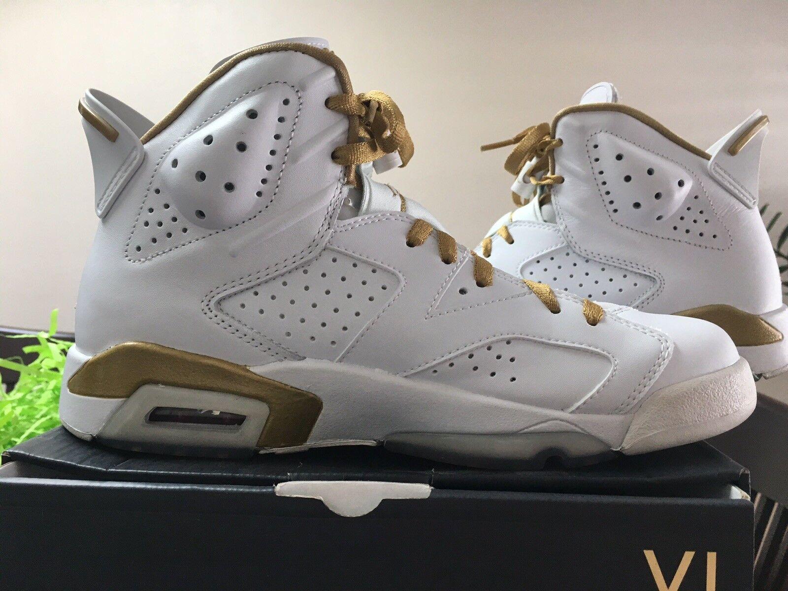 Air Jordan golden Moments Pack Sz8