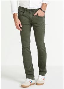Buffalo David Bitton Men's MAX-X Casual Skinny Solid Jeans BM19896