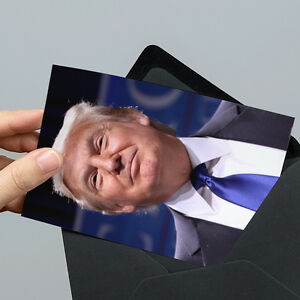 Donald Trump's Face Photo - 6x4 inch - Un-signed - with ...