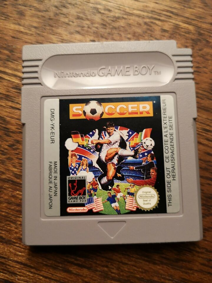 Soccer, Gameboy, sport