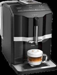 ! AKTION ! Siemens TI351509DE EQ.300 Kaffeevollautomat Schwarz 15 bar leise NEU