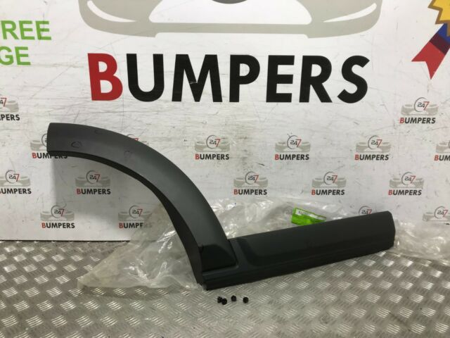 LAND ROVER DISCOVERY 3 2004 - 2009 GENUINE DRIVERS REAR WHEEL ARCH TRIM MOULDING