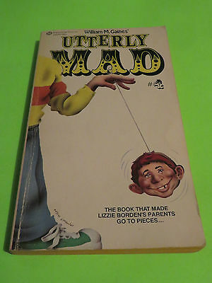 1975 William M Other Bronze Age Comics Gaines Utterly Mad #4 Comic Book Digest Ballantine Paperback Sufficient Supply Collectibles
