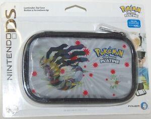 POKEMON-Platine-Nintendo-3DS-DSi-DS-Lite-DS-Custodia-da-viaggio-LENTICOLARE
