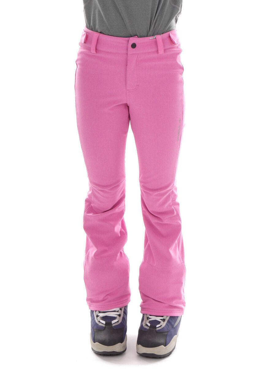 O'Neill Skihose Funktionshose Royalty pink 10.000mm Slim Fit Stretch