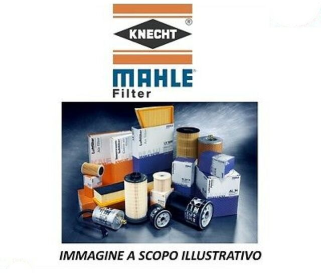 OC281 Filtro olio (KNECHT)