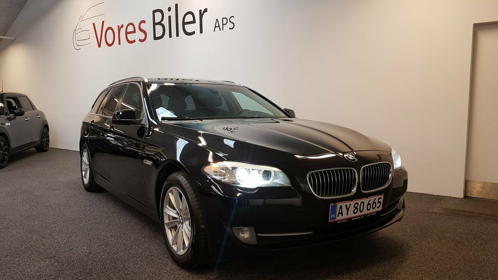 BMW 520d 2,0 Touring aut. 5d - 224.900 kr.
