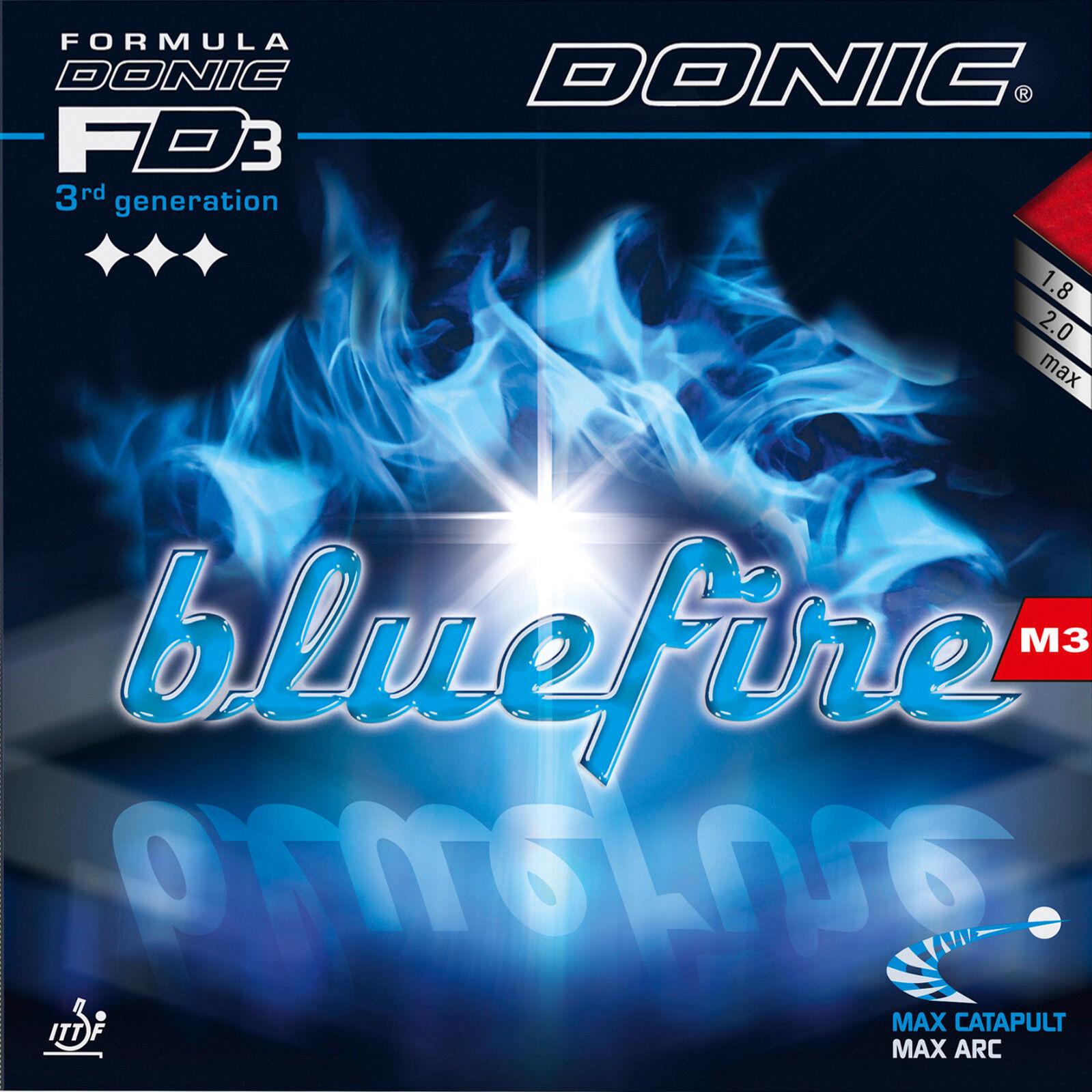 DONIC Blaufire M3 max schwarz    NEU   OVP d6a35f