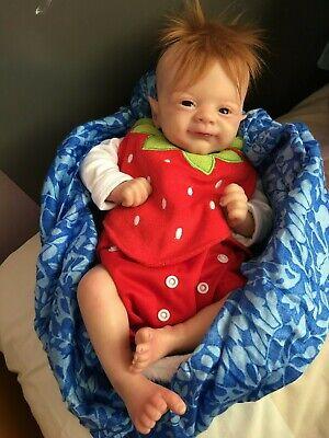 Adattabile MuÑeca Reborn Del Kit Baby Flynn, De Laura Lee Eagles, Con GÉnesisy Thinning