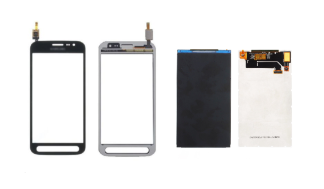 uk availability 300d8 5973f Replacement Samsung Galaxy Xcover 4 G390 SM-G390F Touch Screen Digitizer +  LCD