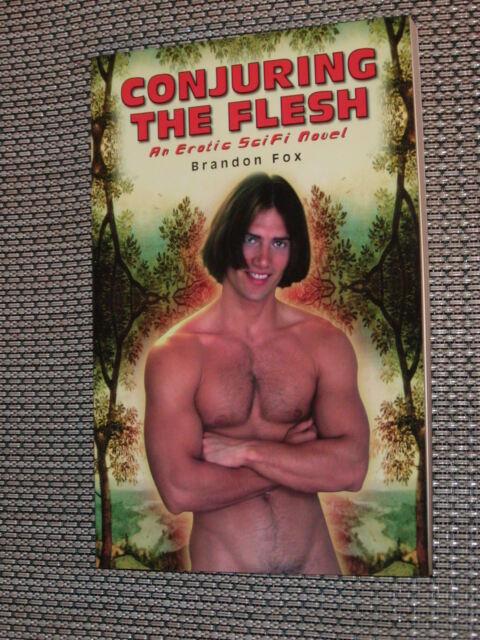 Conjuring the Flesh: An Erotic Sci-Fi- Brandon Fox- Gay yaoi Interest