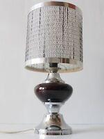 ADORABLE LAMPE A POSER TYPIQUE ANNEES 70 VINTAGE DESIGN POP SPACE AGE 70S LAMP