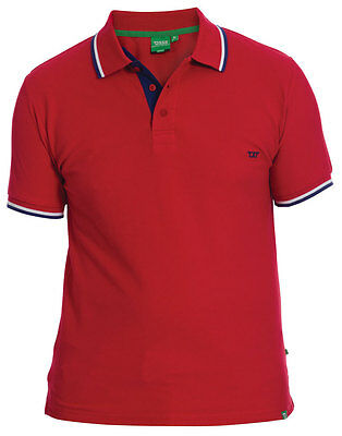 MENS KING  SIZE POLO SHIRTS D555 SPRINTER CASUALWEAR  IN 4 COLOURS SIZES 1XL-6XL
