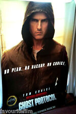 Cinema Banner: MISSION IMPOSSIBLE GHOST PROTOCOL 2011 (Ethan Hunt) Tom Cruise
