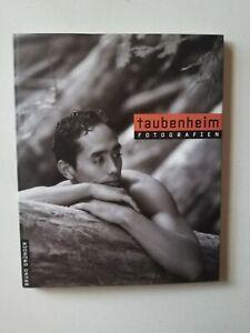 [Michael] Taubenheim: Fotografien. Berlin: Bruno Gmünder, 1996. Male Photos.