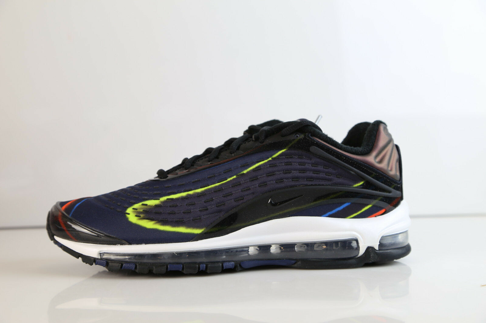 Nike Air Max Deluxe Black Midnight Navy AJ7831-001 8-13 1 delux sk