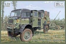 IBG 1/72 Bedford QLB 4x4 Bofors Gun Tractor # 72004