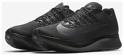 Size 8.5 12 Nike Zoom Fly Black Anthracite 880848-003 Running Shoes Men/'s